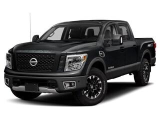 2019 Nissan Titan SV Midnight Edition Truck Crew Cab