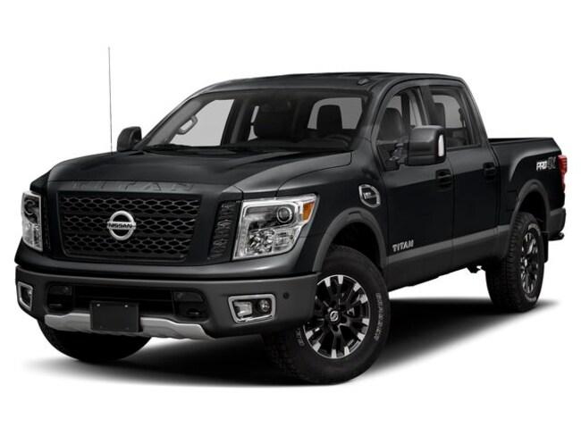 2019 Nissan Titan SV Midnight Edition Truck