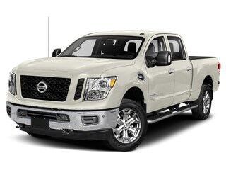 2019 Nissan Titan XD S Diesel Truck Crew Cab