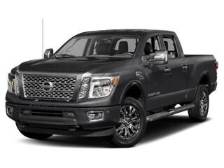 2019 Nissan Titan XD Platinum Reserve Two Tone Truck Crew Cab