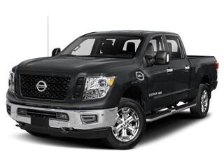 2019 Nissan Titan XD SV Truck Crew Cab