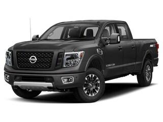 2019 Nissan Titan XD PRO-4X Truck Crew Cab
