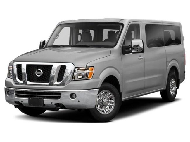 2019 Nissan NV Passenger NV3500 HD SL V8 Van Passenger Van