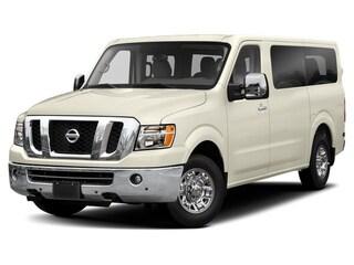 2019 Nissan NV Passenger NV3500 HD NV3500 HD SL NV3500 HD SL V8