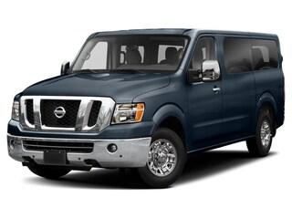 New 2019 Nissan NV Passenger NV3500 HD SL Van Passenger Van in Calgary, AB