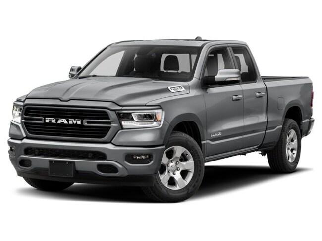 2019 Ram All-New 1500 Big Horn Truck Quad Cab