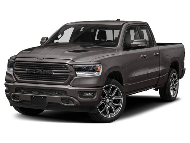 2019 Ram All-New 1500 Sport/Rebel Camion Quad Cab