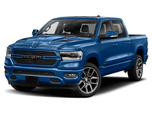 2019 Ram All-New 1500 Sport Truck Crew Cab