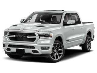 2019 Ram All-New 1500 REBEL CREW 4X4 | LEATHER NAV UCONNECT SUNROOF Truck Crew Cab