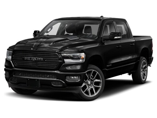 New 2019 Ram All-New 1500 Sport Truck Crew Cab Peterborough, ON