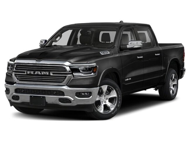 2019 Ram 1500 Laramie Truck Crew Cab in Kenora, ON, at Derouard RAM Jeep Dodge Chrysler