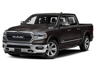 2019 Ram 1500 Limited Crew Cab Pickup