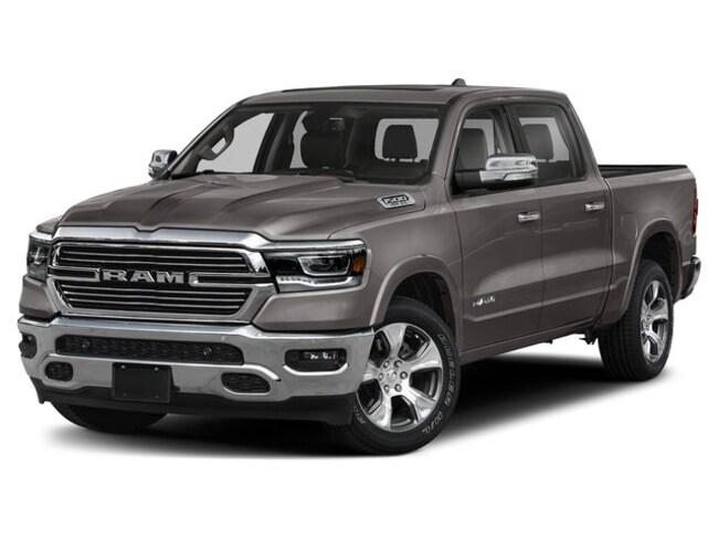 New 2019 Ram All-New 1500 Laramie Truck Crew Cab For Sale lease Kelowna, BC