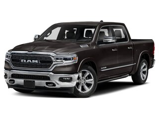 New 2019 Ram All-New 1500 Limited Truck Crew Cab W1927 1C6SRFPT4KN577029 in Red Deer, AB