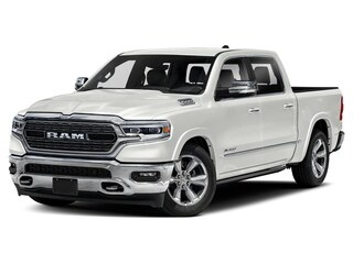 2019 Ram 1500 LIMITED 4X4|Panoroof|HeatLeatherSeat/Wheel|AppleAn Truck Crew Cab