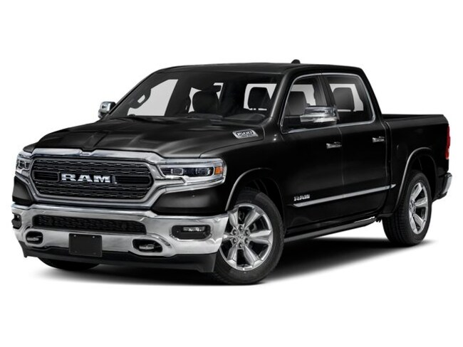 2019 Ram 1500 Limited Truck Crew Cab in Kenora, ON, at Derouard RAM Jeep Dodge Chrysler