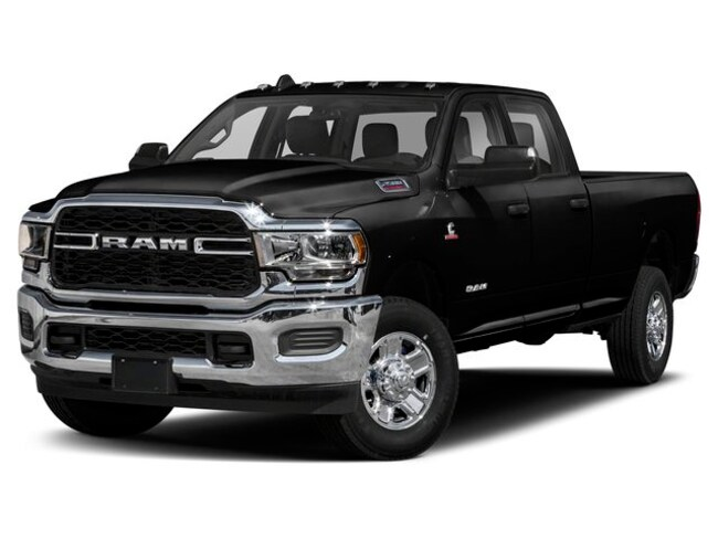 New 2019 Ram 2500 Big Horn Black Edition Truck Crew Cab For Sale Whitecort, AB
