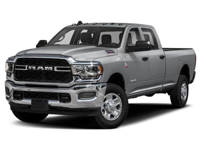 2019 Ram New 2500 Laramie Truck Crew Cab