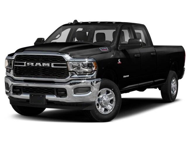 2019 Ram New 2500 Laramie Black Edition Truck Crew Cab