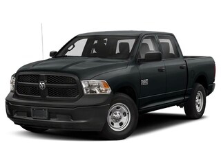 New 2019 Ram 1500 Classic ST Truck Crew Cab W19150 in Red Deer, AB