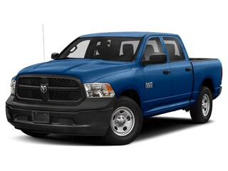 2019 Ram 1500 Classic Express Hydro Blue|8.4 INCH UCONNECT|SPORT HOOD|SIDE STEPS|BLACK OUT PACKAGE Truck Crew Cab