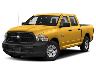 New 2019 Ram 1500 Classic Express Stinger Yellow Truck Crew Cab for Sale in Edson