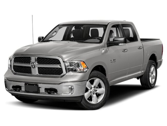 New 2019 Ram 1500 Classic SLT Truck Crew Cab  Serving Winnipeg