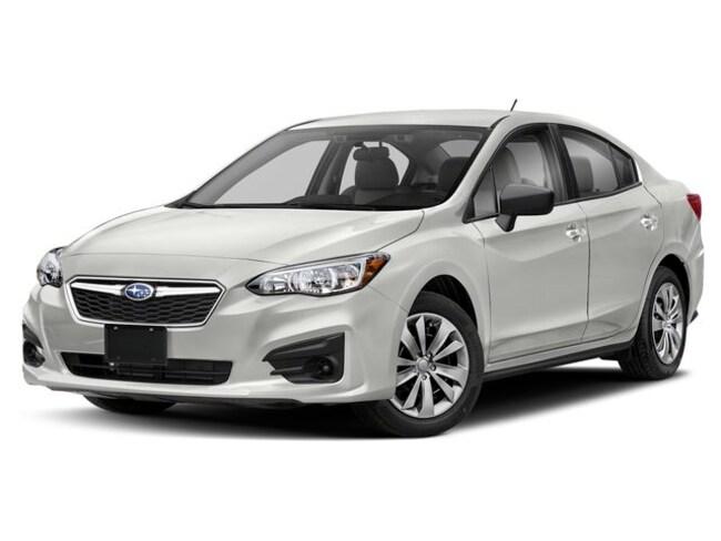 2019 Subaru Impreza 2.0i Premium 4-door CVT Sedan