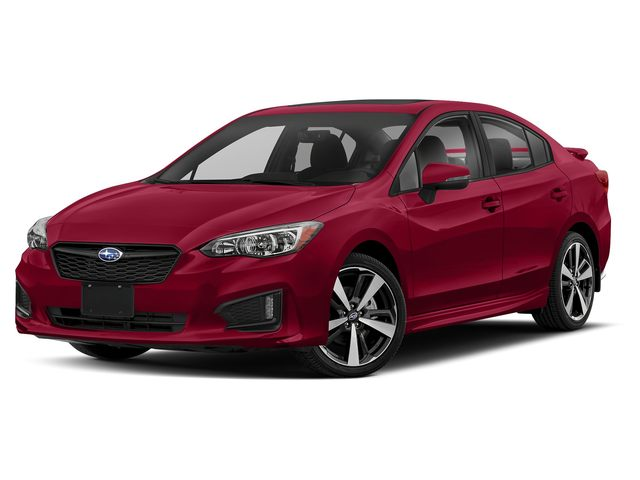 2019 Subaru Impreza 2.0i Sport-tech 4-door Auto Sedan