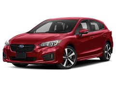 2019 Subaru Impreza Sport-tech w/EyeSight Package 5-Door