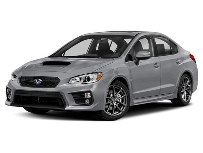 2019 Subaru WRX Sport-tech Manual w/RS Pkg Sedan