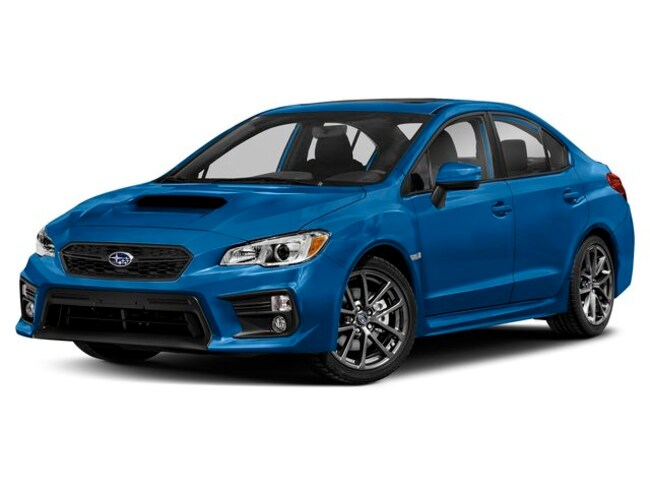 2019 Subaru WRX Sport-tech Manual w/RS Pkg Sedan