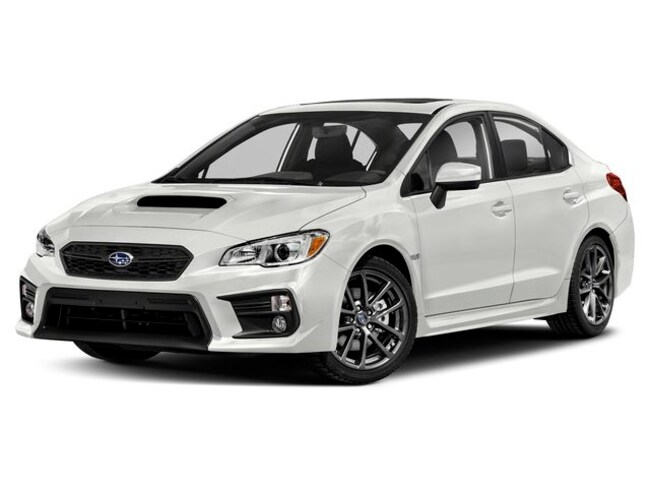 2019 Subaru WRX Sport-tech CVT w/EyeSight Pkg Sedan