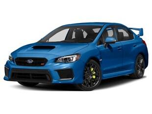 2019 Subaru WRX STI STi Sport-Tech Sedan