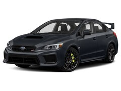 2019 Subaru WRX STI STI Sport-tech Manual w/Wing Spoiler Sedan