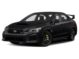 2019 Subaru WRX STI Sport-tech w/Wing Sedan