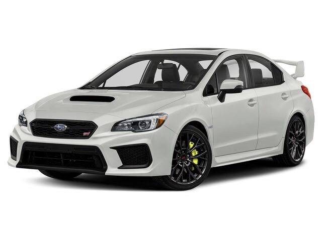 2019 Subaru WRX STI STI SPORT-TECH Sedan