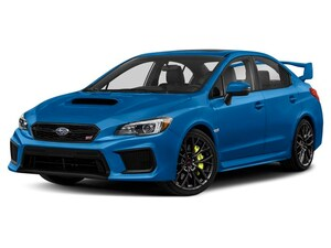 2019 Subaru WRX STI STI Sport-tech Manual w/Lip Spoiler