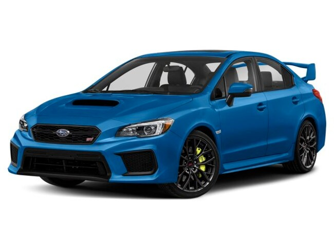 2019 Subaru WRX STI STI Sport-tech Manual w/Lip Spoiler Sedan