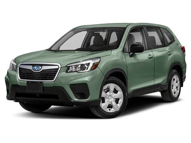 2019 Subaru Forester BASE SUV