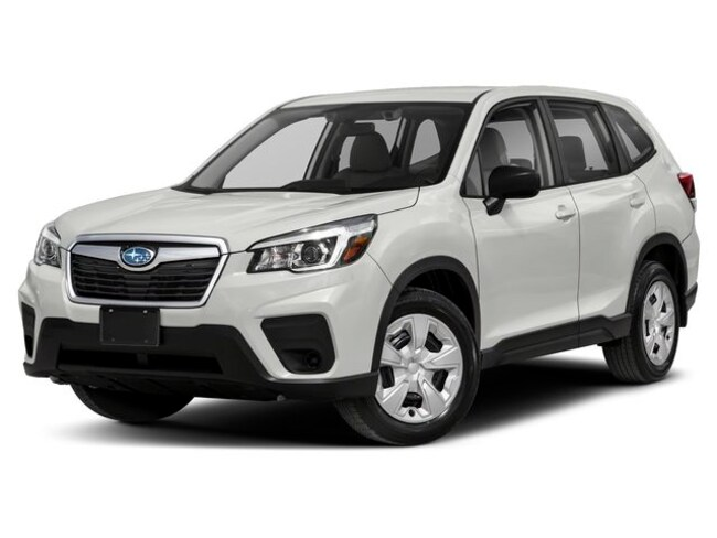2019 Subaru Forester 2.5i Sport w/EyeSight Pkg SUV
