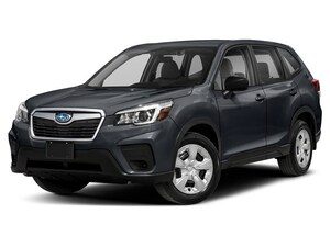 2019 Subaru Forester 2.5i Limited w/EyeSight