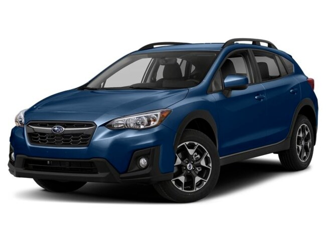 2019 Subaru Crosstrek Limited w/ Eyesight CVT SUV