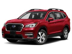 2019 Subaru Ascent BLACK SUV
