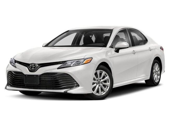 2019 Toyota Camry LE Base Sedan