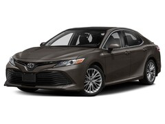 2019 Toyota Camry XLE Navigation Package Sedan