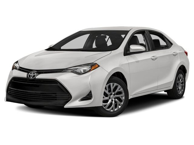 2019 Toyota Corolla LE CVT Upgrade Sedan