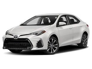 2019 Toyota Corolla S CVTi-S Sedan