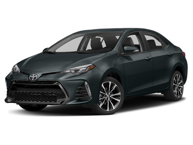 2019 Toyota Corolla SE CVT Upgrade Sedan
