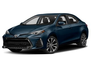 2019 Toyota Corolla SE Upgrade Package Sedan